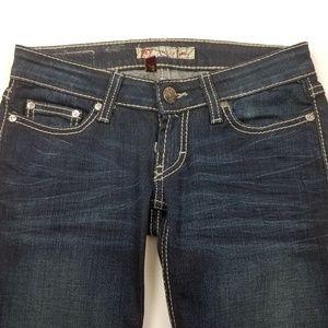 BKE Stella Skinny Leg Stretch Jeans Size 25